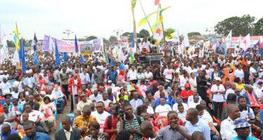 Le procureur général met en garde ceux qui appellent à des manifestations de rue en RDC