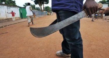 Pointe-Noire : l'achat et la vente de la machette pourraient être soumis à un permis