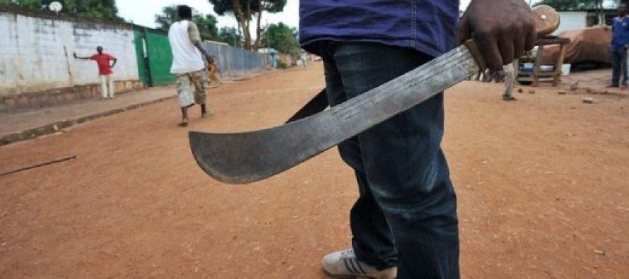 Congo : Des Bébés-noirs continuent de semer la terreur à Brazzaville