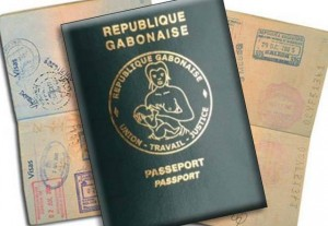 Passeport gabon