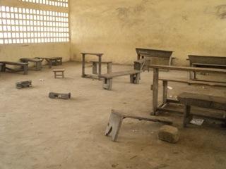 l'école primaire de Loussala