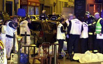 Attentats en France: état d'urgence décrété, frontières fermées, plus de 100 morts