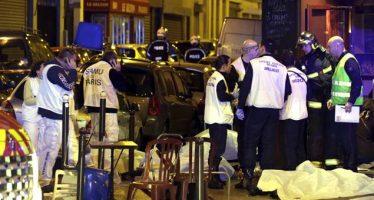 Attaques à Paris: 2 terroristes identifiés, un Syrien et un Français