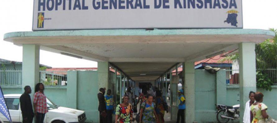 Un pasteur arrêté pour tentative de vol des téléphones cellulaires à l'Hôpital de Kinshasa