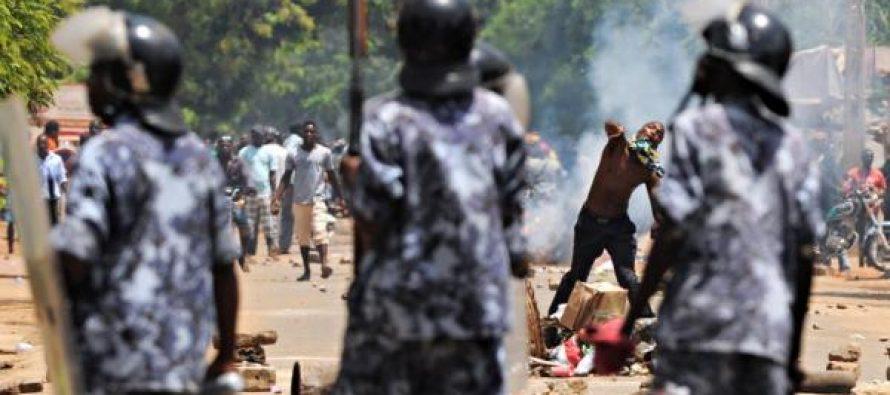 Togo : Des manifestations à Mango contre un projet de faune font 5 morts