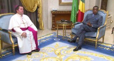Congo : l'envoyé du pape François chez Denis Sassou N'Guesso