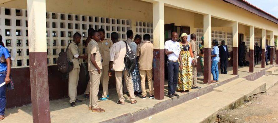 Congo – Sous préfecture d'Oyo: le C.E.G d'Obélé est malade