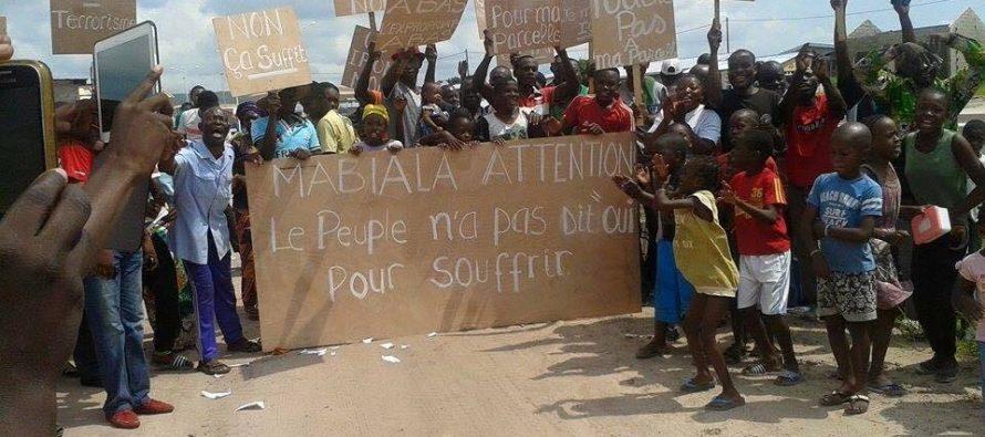 Brazzaville : Faire partir coûte-que-coûte les riverains du viaduc de Talangaï