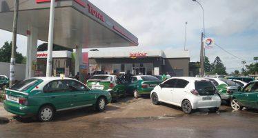 Pénurie de carburant à Brazzaville et Pointe-Noire