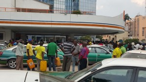 La guerre du Carburant dans la ville de Brazzaville