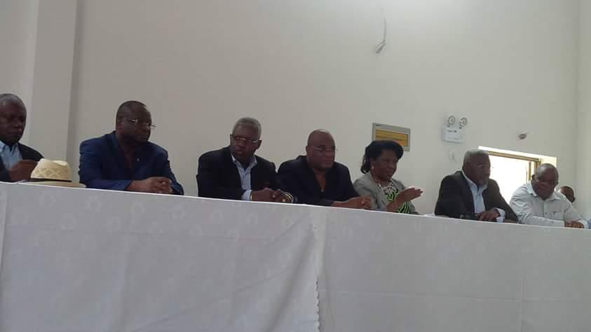 Les dirigeants de l'opposition regroupée au sein l'IDC (Initiative pour la démocratie au Congo) et le FROCAD (Front républicain pour le respect de l'ordre constitutionnel et l'alternance démocratique) ont dénoncé, samedi