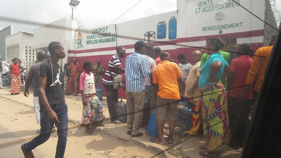 Les ménages, à Brazzaville et Pointe-Noire, sont soumis, depuis le mois de novembre dernier, à un parcours du combattant, pour s'approvisionner en gaz butane