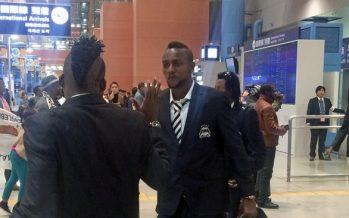 FOOT – Mondial des clubs : Les joueurs du Mazembe sont arrivés au Japon