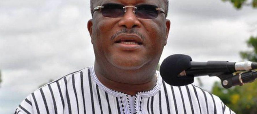 Burkina Faso: Roch Marc Kaboré élu président dès le 1er tour