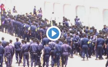 VIDEO – La police congolaise empêche un match du TP Mazembe à Lubumbashi