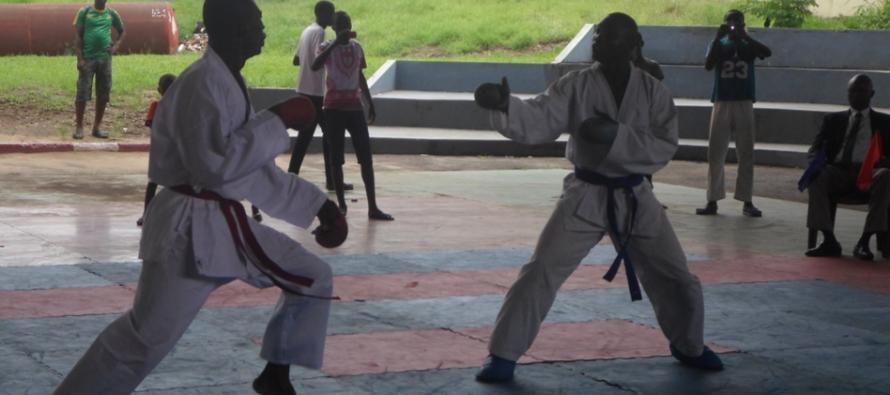 Karaté : la Ligue de Brazzaville a lancé sa saison sportive