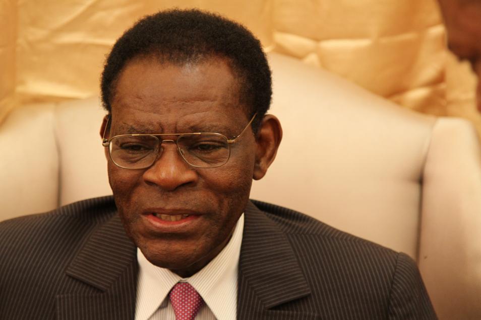 la République de Guinée équatoriale, Théodoro Obiang Nguema