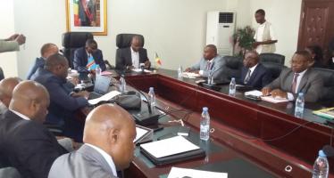 Le Congo et la RDC préparent un nouvel accord commercial