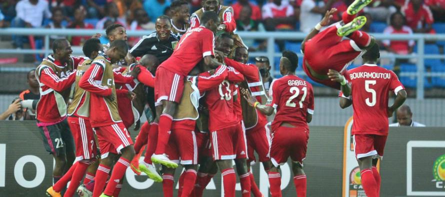 Le Congo-Brazzaville finit les éliminatoires de la CAN 2017 sur une meilleure note