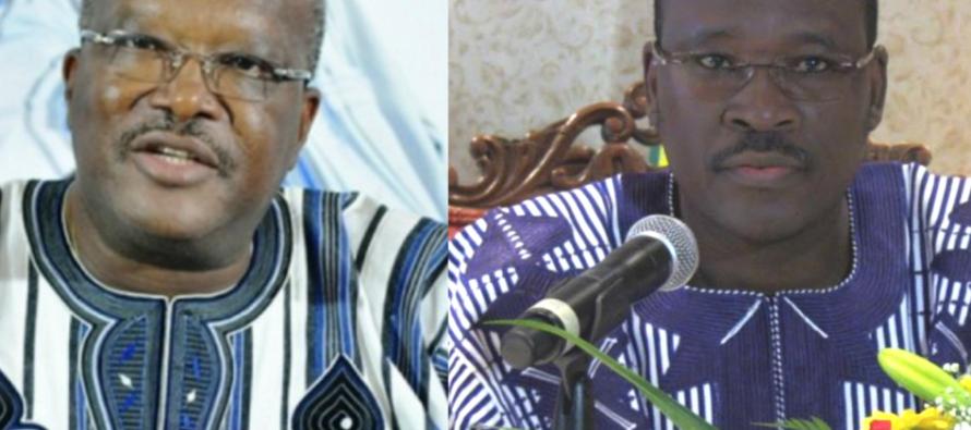 Burkina Faso : Le président Roch Marc Kaboré rappelle à l'ordre Zida