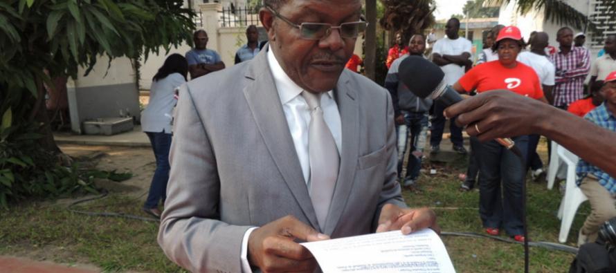 Le président de la Fédération congolaise de Handball suspendu de ses fonctions