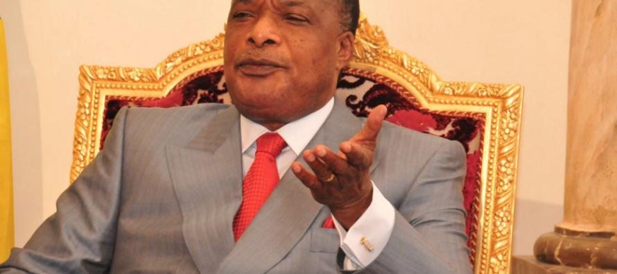 Congo : Le prAi??sident Sassou appelle le gouvernement Ai?? rAi??gler la situation dans le Pool
