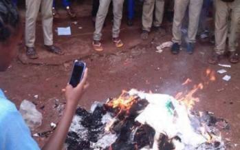 Congo – Dolisie: La police tue un collégien soupçonné d'avoir brûlé les kits scolaires