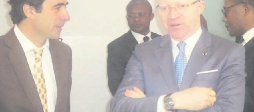France-média-monde et le Congo jettent les bases d'un nouveau partenariat