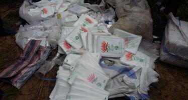Brazzaville : plusieurs lots de sachets détruits par le ministère du Commerce