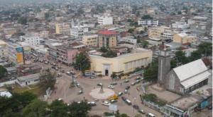 Vue du centre-ville de Brazzaville|DR