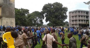 Congo : Une campagne de sensibilisation sur les grossesses précoces auprès de 10.000 élèves congolais