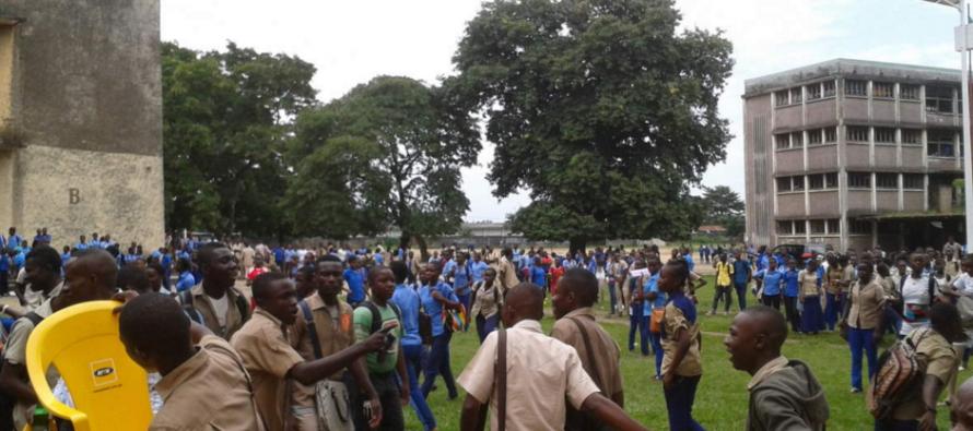 Brazzaville : L'Etat peine à discipliner le lycée Savorgnan de Brazza