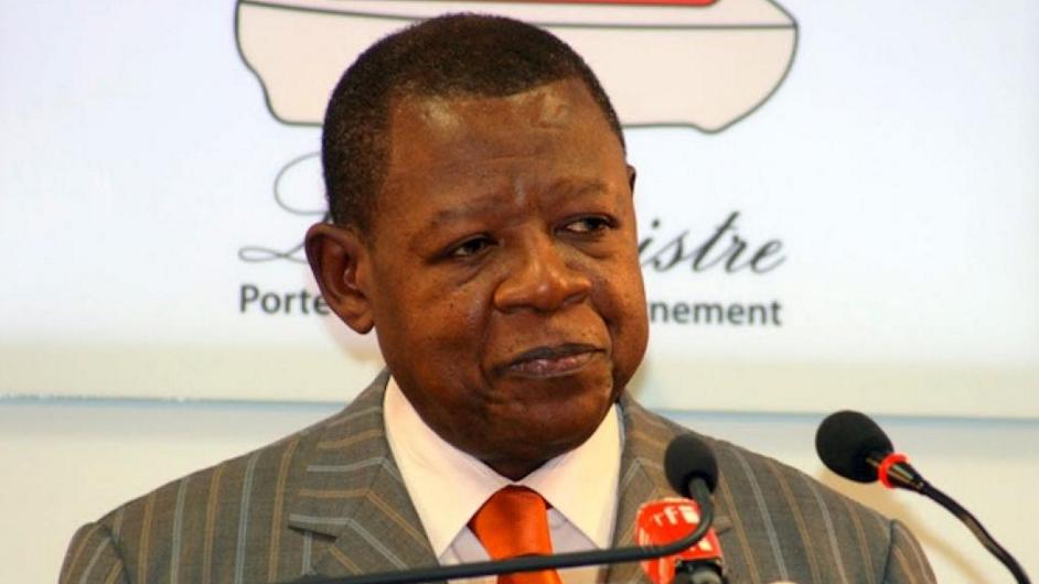 Le porte-parole du gouvernement de la RDC, Lambert Mende Omalanga |© Reuters