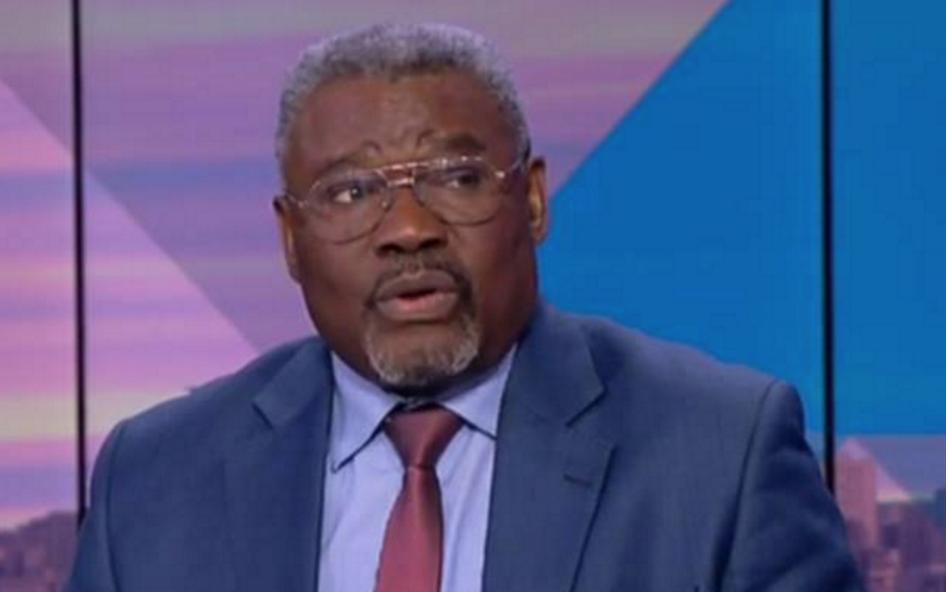 L'ancien ministre congolais de la défense, Charles Zacharie Bowao