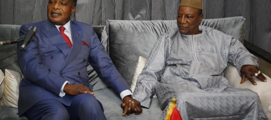 Pourquoi la presse guinéenne se moque t-elle du Congo?