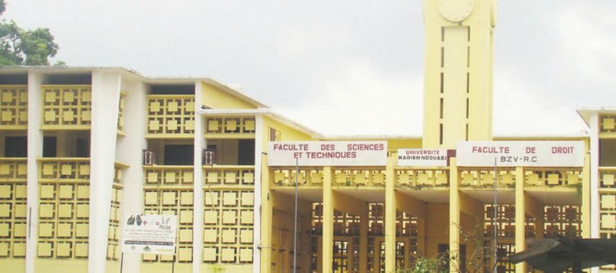Congo: une grève perdure à l'université Marien Ngouabi de Brazzaville
