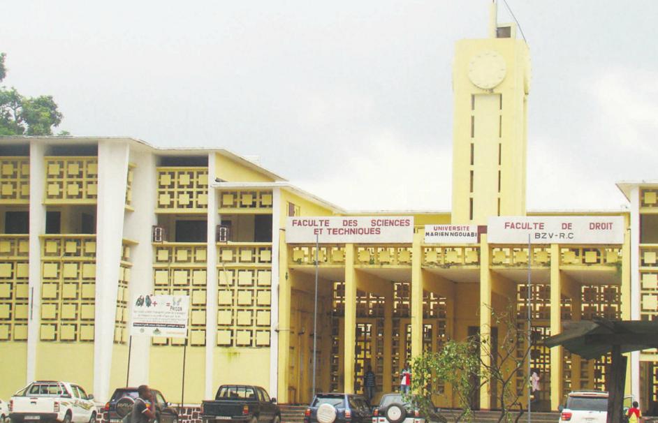 l'Université Marien Ngouabi|DR