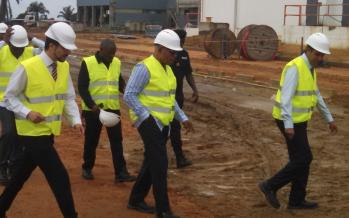 La société marocaine Ciment d'Afrique va démarrer en janvier prochain sa production au Congo