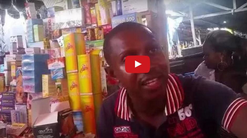 """Au Congo, la consommation de """"stimulants sexuels"""" est en hausse"""
