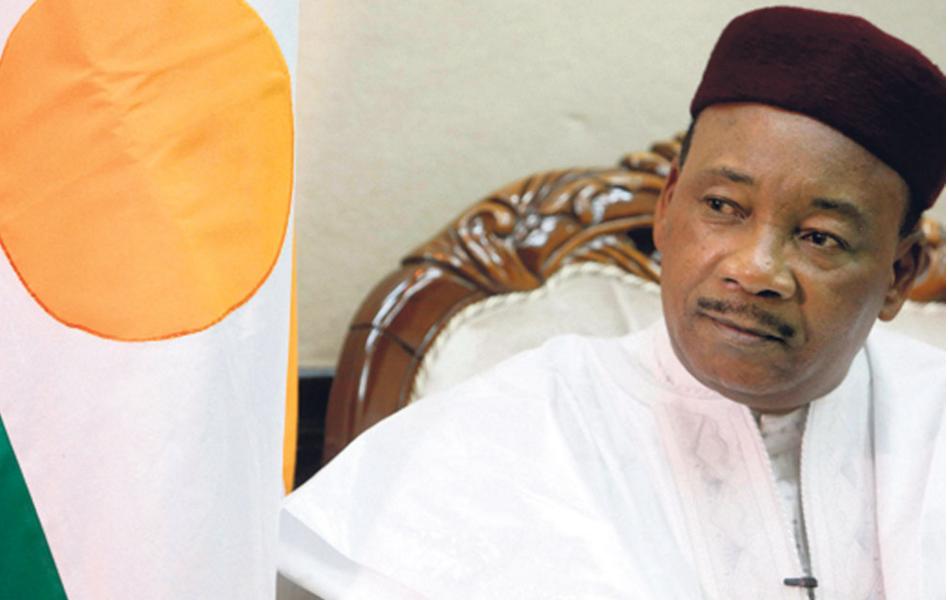 Mahamadou Issoufou, président du Niger|DR