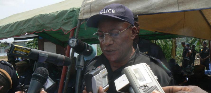 Ndenguet : «Avant, pendant et après les fêtes, les populations ont droit à la sécurité»