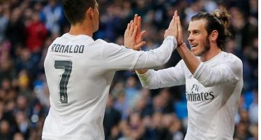 LIGA – le Real s'est vengé 10-2, quadruplé de Bale, triplé de Benzema, doublé de CR7