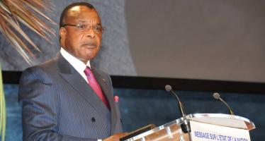 Congo : Sassou Nguesso annonce l'élection présidentielle anticipée début 2016