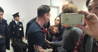 Mondial des clubs : Lionel Messi quitte le Japon sous les crachats et les insultes