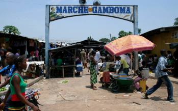 Congo : les érosions gagnent la ville de Gamboma