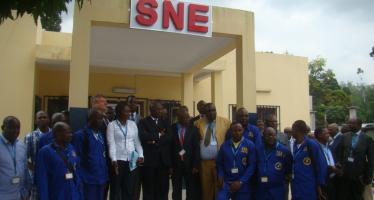 Brazzaville – SNE : l'agence commerciale de Mafouta ouverte à la clientèle
