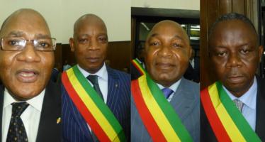 Réactions au message du Président Sassou a annoncé l'élection présidentielle anticipée
