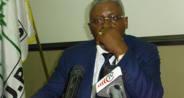 Congo – Des sacs nguiri A� Mpila: Pascal Tsaty-Mabiala rejette les accusations