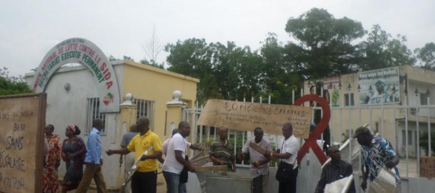 Brazzaville : reprise des casseroles au Conseil national de lutte contre le Sida