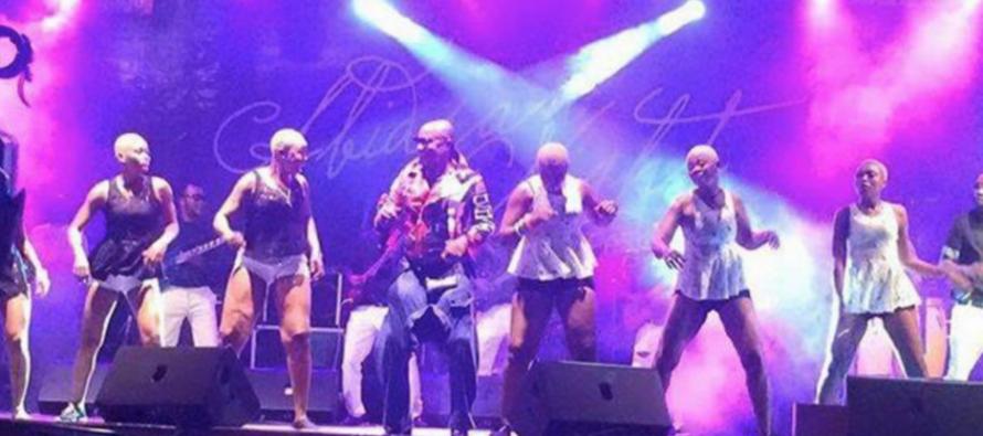 Koffi Olomide et le producteur expliquent pourquoi le concert à été interrompu à Abidjan